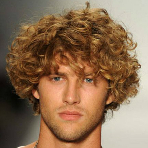 50 Natural Curly Hairstyles For Men – Men Hairstyles World In Current Medium Messy Curly Haircuts (View 14 of 25)