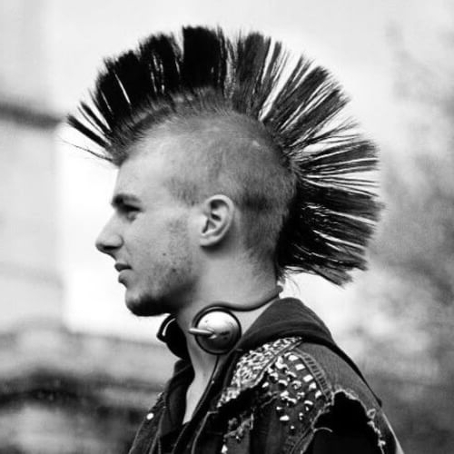 50 Punk Hairstyles For Guys – Men Hairstyles World With Regard To Work Of Art Mohawk Hairstyles (View 25 of 25)