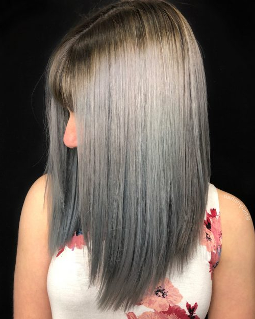51 Stunning Medium Layered Haircuts (Updated For 2019) For Most Up To Date Medium Hairstyles With Layered Bottom (View 8 of 25)