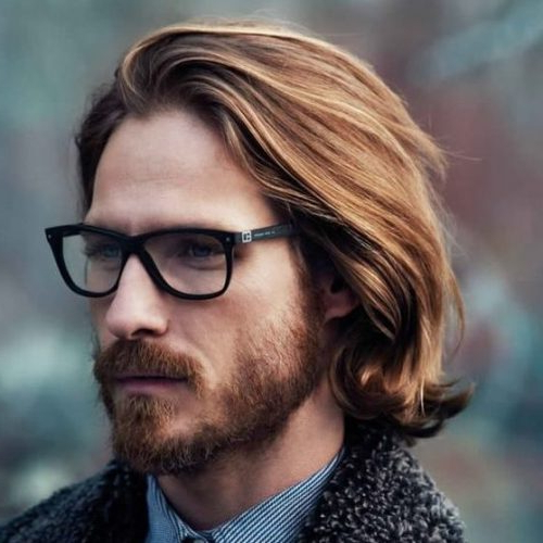 55 Coolest Medium Length Hairstyles For Men – Men Hairstyles World In Most Recently Medium Length Bedhead Hairstyles (View 20 of 25)