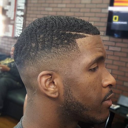 55 Edgy Or Sleek Mohawk Hairstyles For Men – Men Hairstyles World With Regard To Black Mohawk Hairstyles (View 18 of 25)