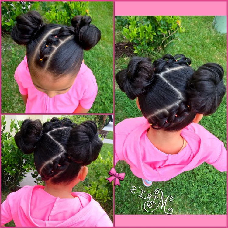6 Black Hairstyle Ideas You'd Love | Hairs!!!  V  | Pinterest | Hair Within Ride The Wave Mohawk Hairstyles (Gallery 16 of 25)