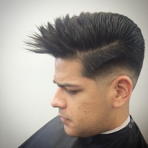 60 Versatile Men's Hairstyles And Haircuts – Page 4 – Foliver Blog Within Versatile Mohawk Hairstyles (View 25 of 25)
