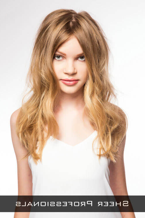 61 Chic Medium Shag Haircuts For 2019 Regarding Most Recently Brunette Messy Shag Hairstyles (View 17 of 25)