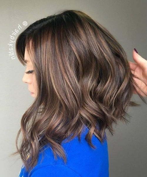 70 Best A Line Bob Hairstyles Screaming With Class And Style In 2019 Regarding Recent Straight Layered Tresses In A Line Hairstyles (View 17 of 25)