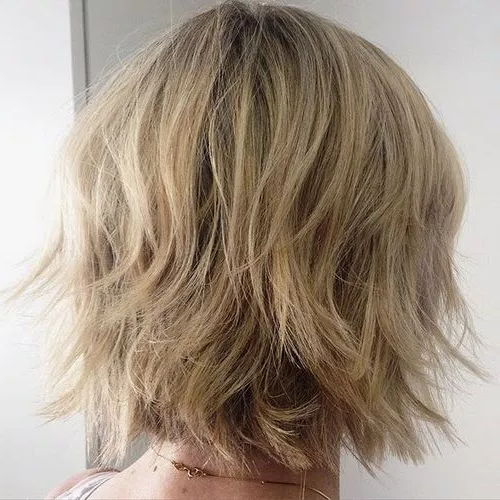 70 Light Medium Layered Haircuts | Page 43 Inside 2018 Salty Beach Blonde Layers Hairstyles (Gallery 6 of 25)