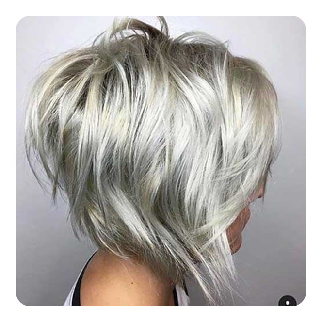 92 Layered Inverted Bob Hairstyles That You Should Try – Style Easily Throughout Current Long Angled Bob Hairstyles With Chopped Layers (View 11 of 25)