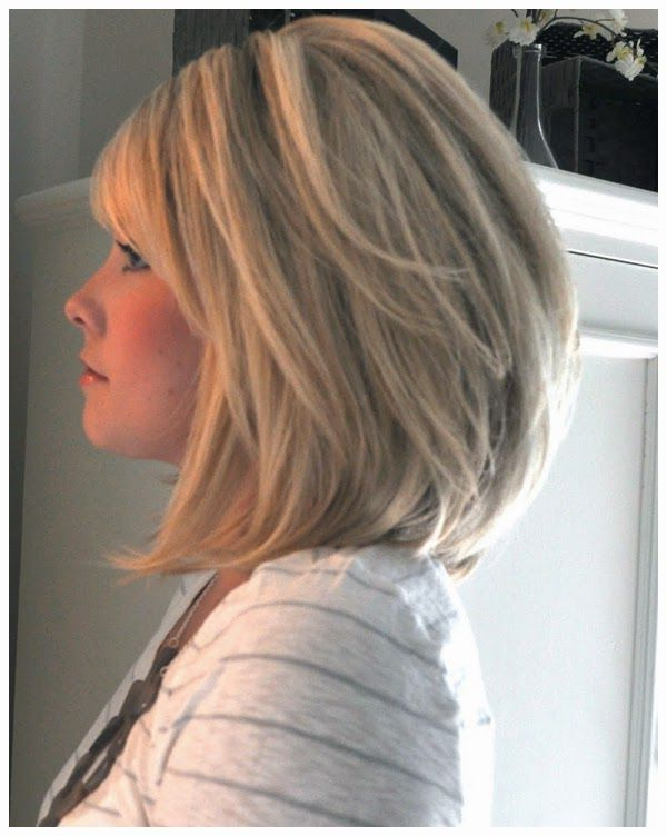 Above Shoulder Length Hairstyles For Thick Hair – Live Style Throughout Recent Medium Feathered Haircuts For Thick Hair (Gallery 5 of 25)