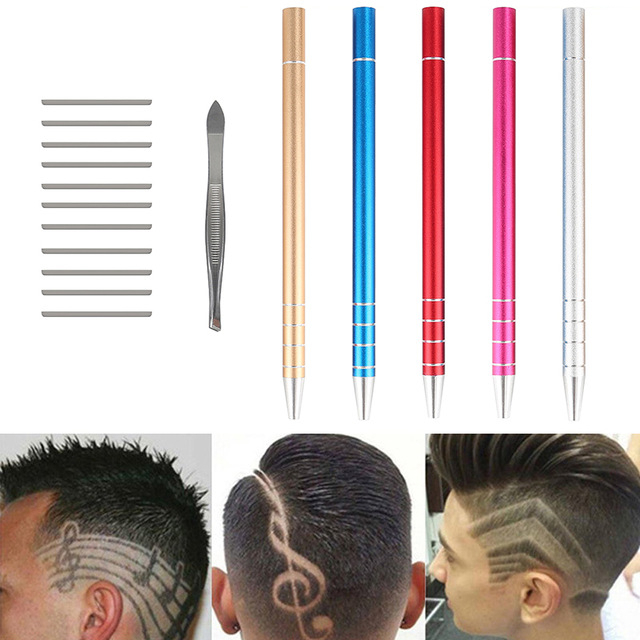 Aliexpress : Buy Professional Hairstyle Accessory Hair Design Within Steel Colored Mohawk Hairstyles (Gallery 21 of 25)