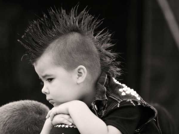 Amazing Crocodile Hairstyle Latest Haircuts 2017 2018 For Little With Regard To The Pixie Slash Mohawk Hairstyles (Gallery 21 of 25)