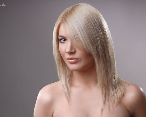 Ash Blonde Style | Medium Hair Styles Ideas – 38121 In Latest Ash Blonde Bob Hairstyles With Light Long Layers (Gallery 20 of 25)