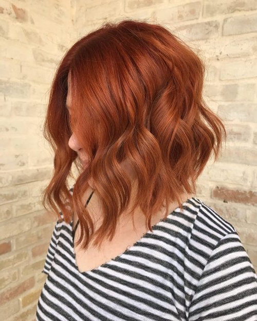 Balayage For Short Hair: 28 Stunning Hair Color Ideas Pertaining To Newest Point Cut Bob Hairstyles With Caramel Balayage (View 15 of 25)