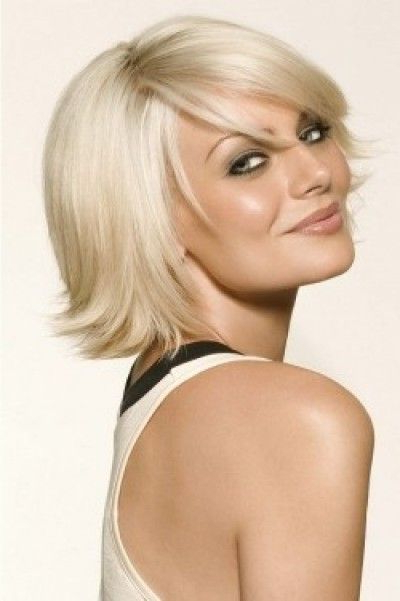 Beautiful Bob Hairstyle With Flipped Up Ends If I Had Straight Hair Intended For Best And Newest Long Bob Hairstyles With Flipped Layered Ends (View 4 of 25)