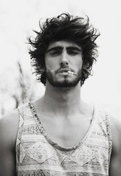 Bedhead | Medium Hairstyles For Men | Pinterest | Hair Styles, Hair In Recent Medium Length Bedhead Hairstyles (View 10 of 25)