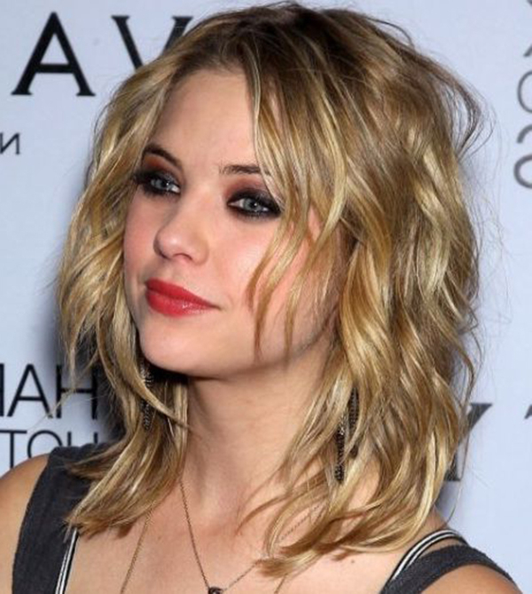 Blog – 5 Chic Medium Hairstyles For Girls Intended For Latest Medium Messy Curly Haircuts (View 23 of 25)