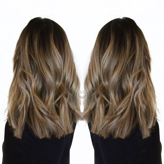 Blunt Cuts With Textured Ends – Hair World Magazine Pertaining To Most Popular Thick Longer Haircuts With Textured Ends (View 4 of 25)