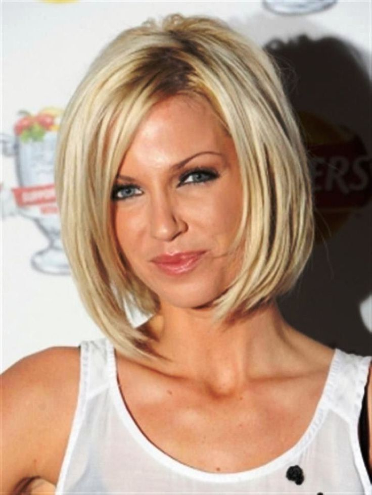 Bob Hairstyles For Women Over 40 | Hairstyles For Women | Hairstyles In Most Recent Perfect Layered Blonde Bob Hairstyles With Bangs (View 11 of 25)