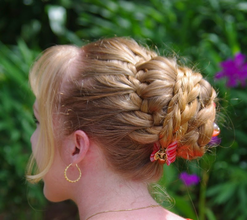 Featured Photo of Braided Tower Mohawk Hairstyles