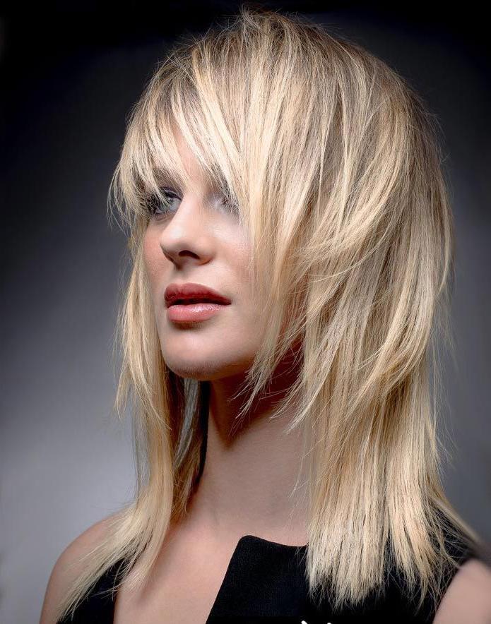Cascade Haircut For Medium Length Hair | Hair | Pinterest | Hair With Newest Medium Length Cascade Hairstyles (View 12 of 25)