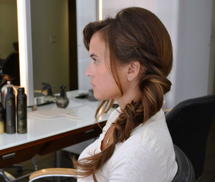 Could This Be The Next Fishtail Braid? | Braid Mania | Pinterest Throughout Lobster Tail Faux Hawk Hairstyles (View 17 of 25)