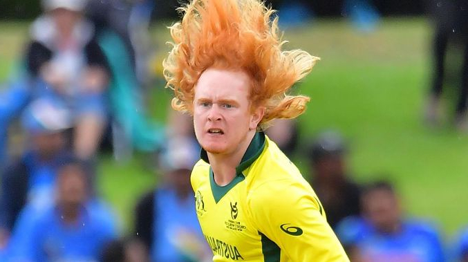 Cult Hero's Classy Take On Warnie Comparisons | Queensland Times For Ride The Wave Mohawk Hairstyles (View 23 of 25)