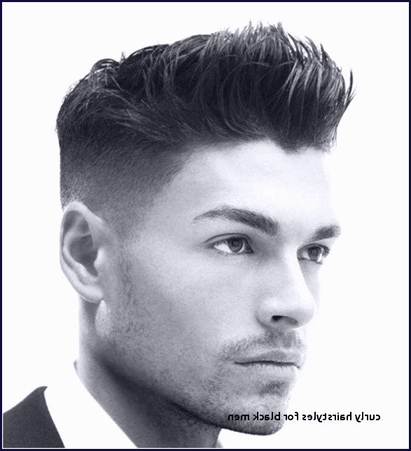 Curly Hair Styling For Men Lovely 45 Beautiful Short Mohawk With Regard To Long And Lovely Mohawk Hairstyles (View 23 of 25)