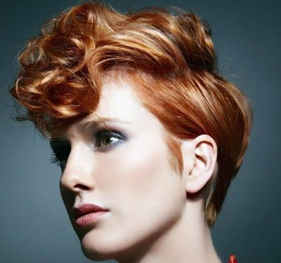 Curly Mohawk Hairstyles For Women Pictures | Hair: Every Day Pertaining To Holograph Hawk Hairstyles (View 13 of 25)