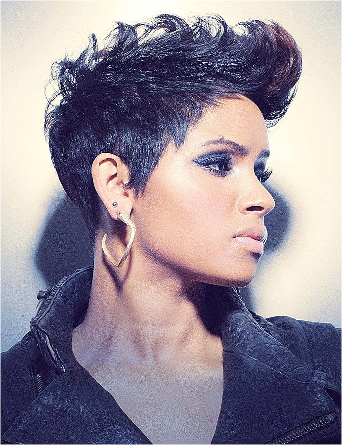 Cute Short Mohawk Hairstyles Cute Hairstyles Lovely Cute Mohawk Pertaining To Long And Lovely Mohawk Hairstyles (View 18 of 25)