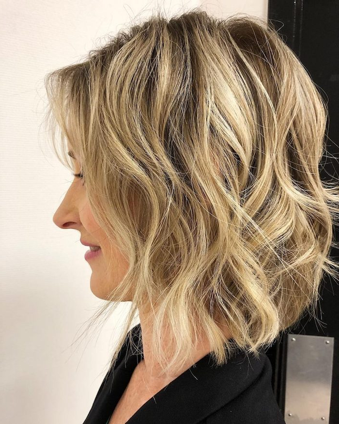 ?1001 + Ideas For Stunning Medium And Short Hairstyles For Fine Hair With Regard To Best And Newest Ash Blonde Bob Hairstyles With Light Long Layers (View 16 of 25)