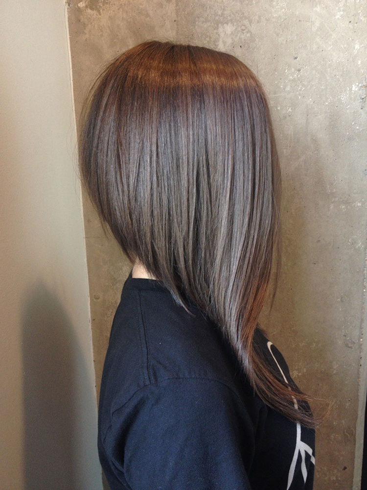 Extreme Long Bob How To & 3 Lob Tips – Career – Modern Salon With Regard To Best And Newest Two Tier Lob Hairstyles For Thick Hair (View 18 of 25)
