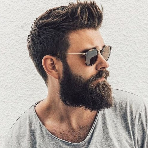 Faux Hawk Hairstyle – Keep It Even More Exciting For Thrilling Fauxhawk Hairstyles (View 25 of 25)