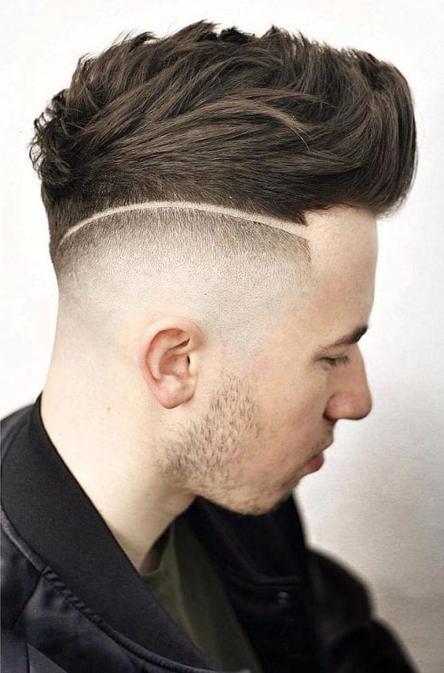 Faux Hawk Hairstyle - Keep It Even More Exciting in Thrilling Fauxhawk Hairstyles