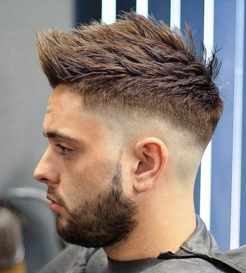 Faux Hawk Hairstyle – Keep It Even More Exciting Intended For Fauxhawk Hairstyles With Front Top Locks (View 15 of 25)