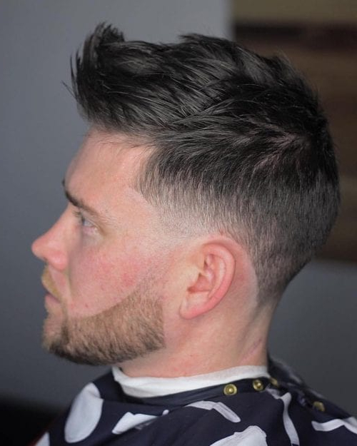 Faux Hawk Hairstyle – Keep It Even More Exciting Regarding Thrilling Fauxhawk Hairstyles (View 3 of 25)