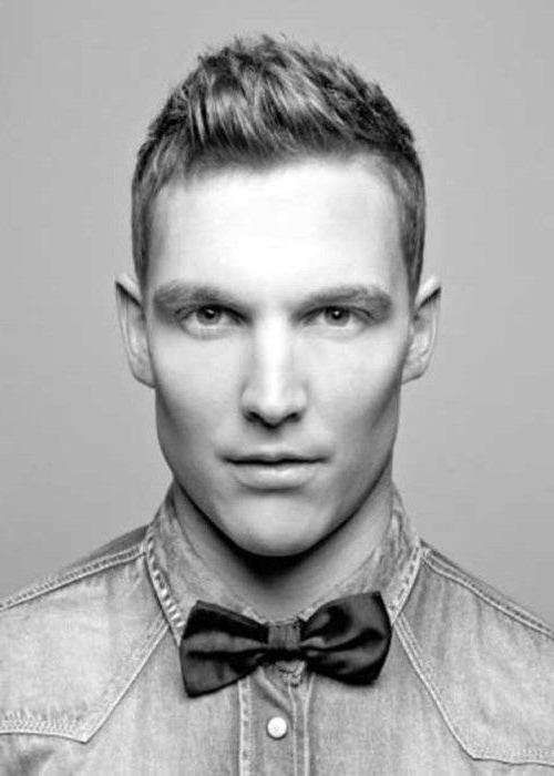 Faux Hawk Hairstyles For Men – 40 Fashionable Fohawks | Men's Hair Pertaining To Spartan Warrior Faux Hawk Hairstyles (View 22 of 25)