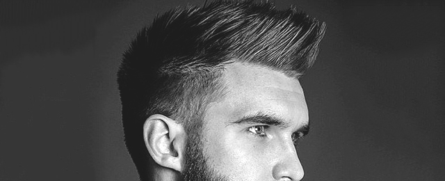 Faux Hawk Hairstyles For Men – 40 Fashionable Fohawks Regarding Wedding Day Bliss Faux Hawk Hairstyles (View 24 of 25)