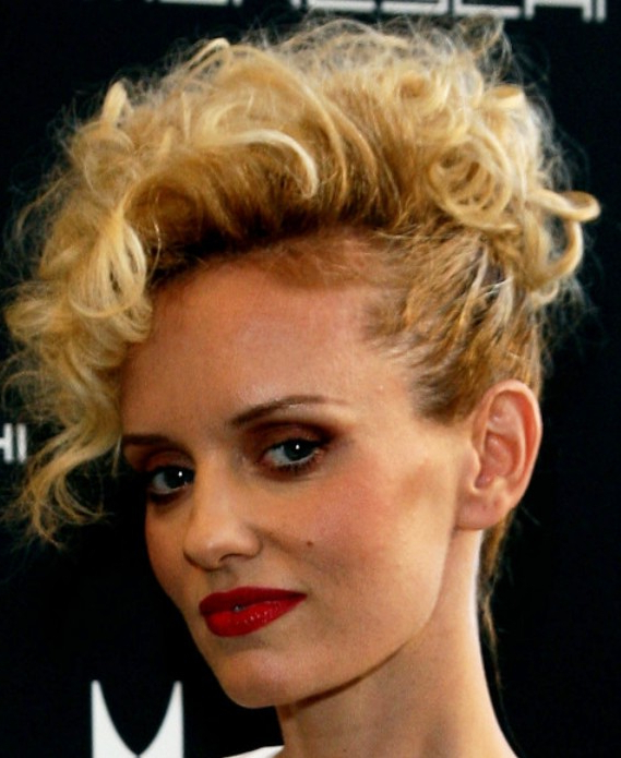 Faux Hawk Hairstyles For Women | for Messy Hawk Hairstyles For Women