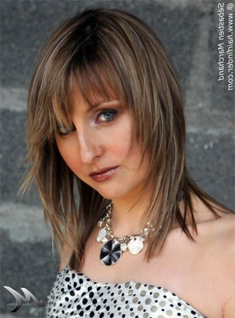 Feather Haircut For Medium Hair Delightful 55 Alluring Short inside Most Recent Medium Feathered Haircuts For Thick Hair