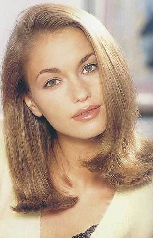 Flipped Ends (Very) Long Bob | Hair Dos | Pinterest | Long Bob, Hair within Most Up-to-Date Long Bob Hairstyles With Flipped Layered Ends