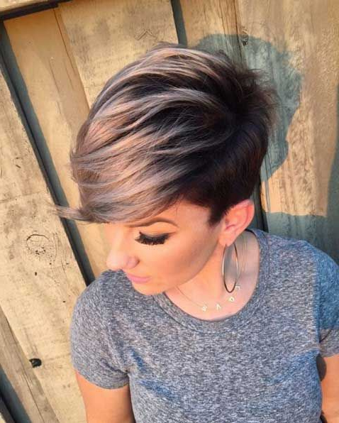 Frosted Tips … | Hair Colors | Pinte… inside Mohawk Hairstyles With Length And Frosted Tips