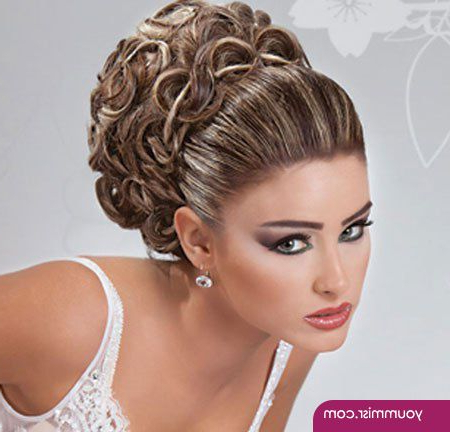 View Photos Of Athenian Goddess Faux Hawk Updo Hairstyles Showing