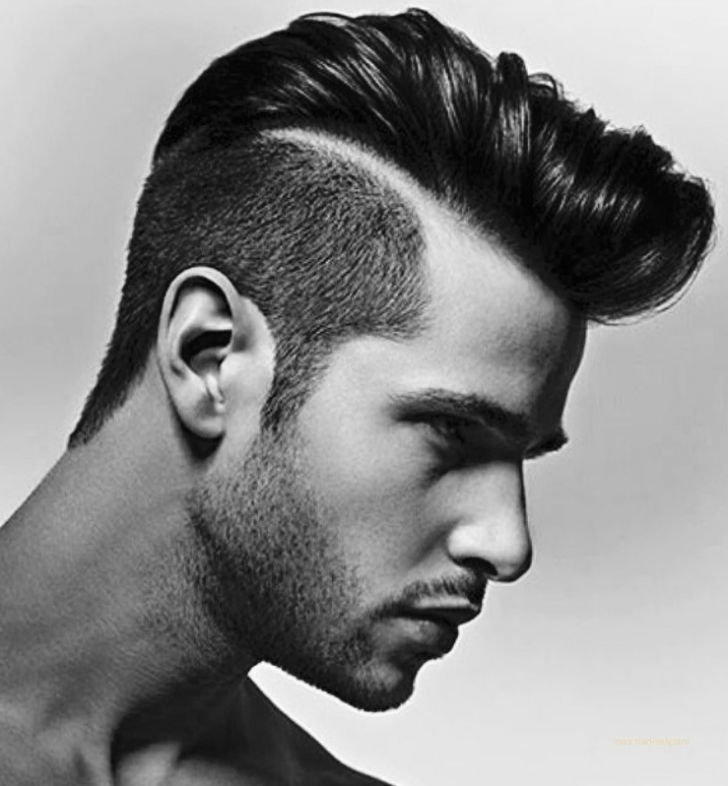 Glamorous Hair Updos In Accordance With 16 Fresh 1920S Male with Glamorous Mohawk Updo Hairstyles