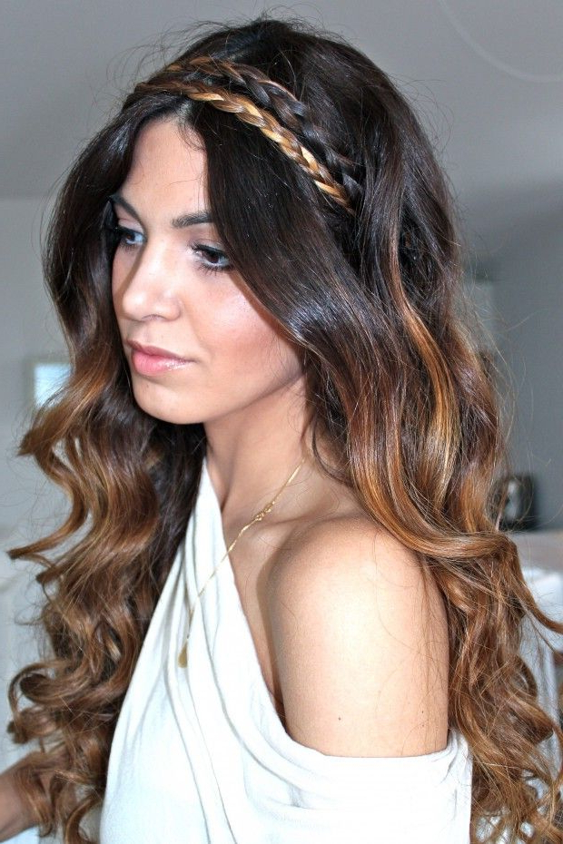 Greek Goddess Hair |  Hair. As Already Mentioned Straight Hair Throughout Athenian Goddess Faux Hawk Updo Hairstyles (Gallery 21 of 25)