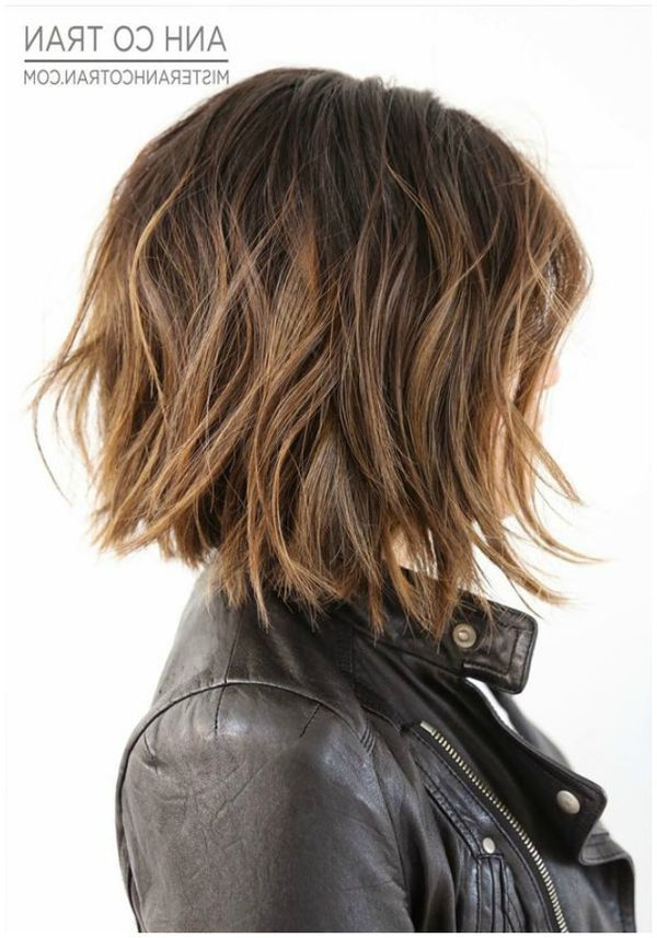Featured Photo of Thick Longer Haircuts With Textured Ends