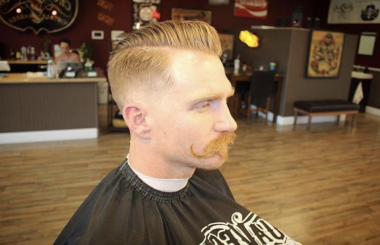 How Often Should Men Get Haircuts In The Winter? | News | Newsmirror Inside Innocent And Sweet Mohawk Hairstyles (View 21 of 25)
