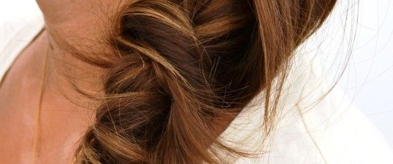 How To Do A Lobster Tail Hair Twist In 8 Easy Steps | Pinterest Throughout Lobster Tail Faux Hawk Hairstyles (View 14 of 25)