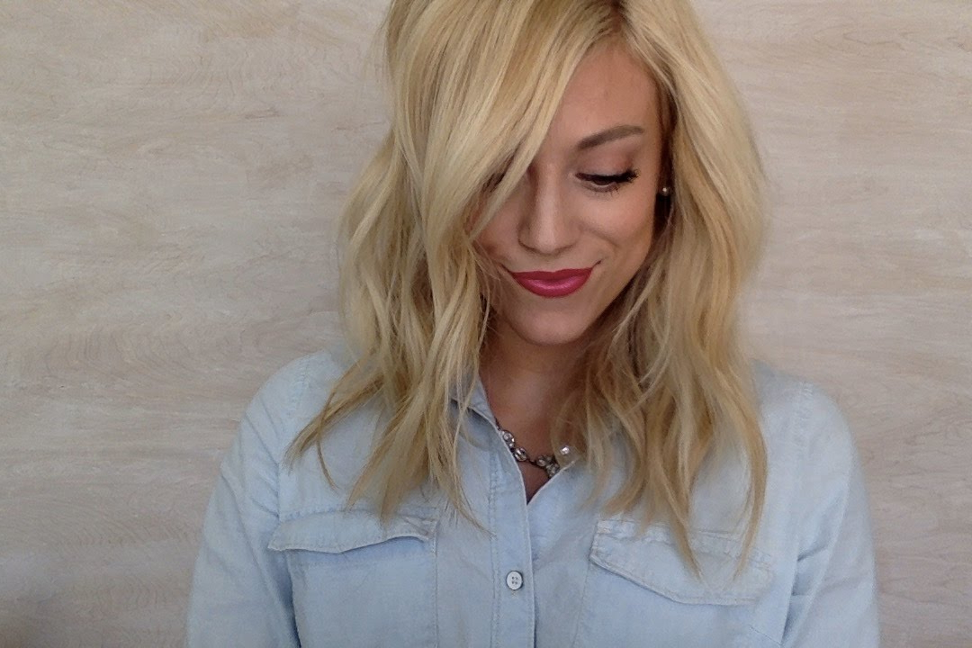 How To Get Perfect Long Bob Curls (View 16 of 25)
