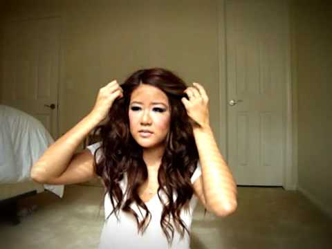 How To Get Tousled Wavy Hair – Youtube For Best And Newest Effortlessly Tousled Hairstyles (View 14 of 25)