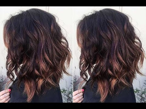 How To Layered Medium Length Hair Cut – Haircut Techniques – Modern Within Most Recent Long Layers Hairstyles For Medium Length Hair (View 13 of 25)