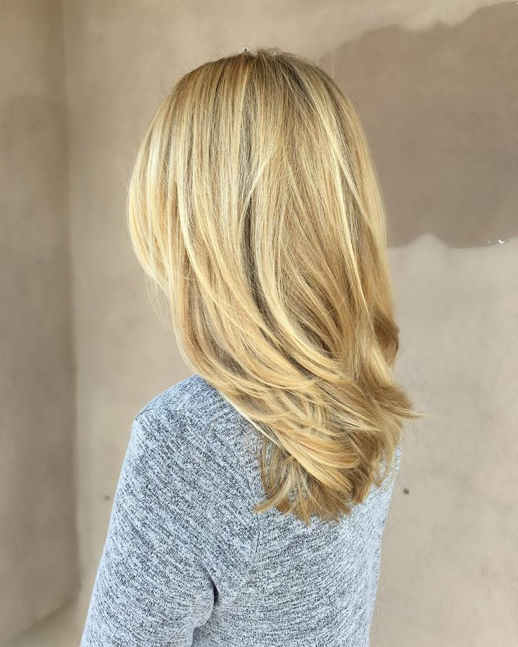 Image Result For Long Layered Hair V Shape Front View | Medium Hair Inside Most Recently Shoulder Length Haircuts With Long V Layers (View 11 of 25)